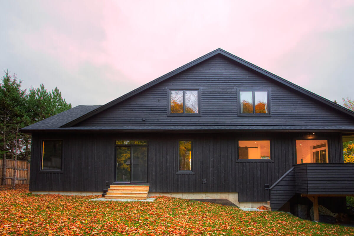Gallery Fraser Wood Siding Exceptional Beauty